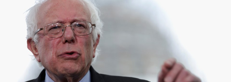 Bernie Sanders: Politician on a Mission
